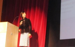 LillianWong presenting at ORTESOL12