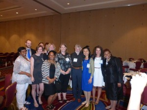 TESOL advocates at the 2014 Advocacy & Policy Summit